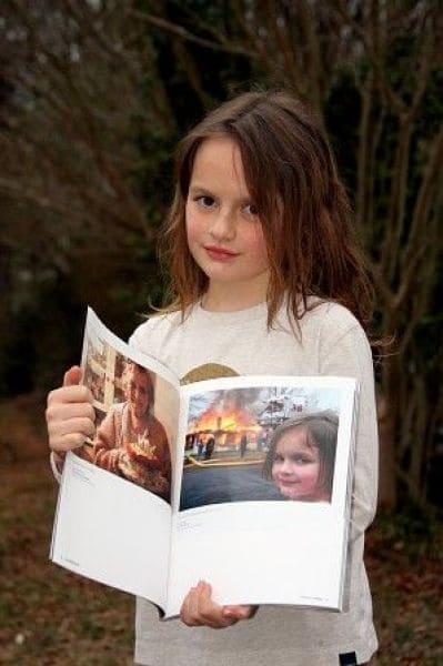 Девочка Поджигательница. 11 лет спустя.