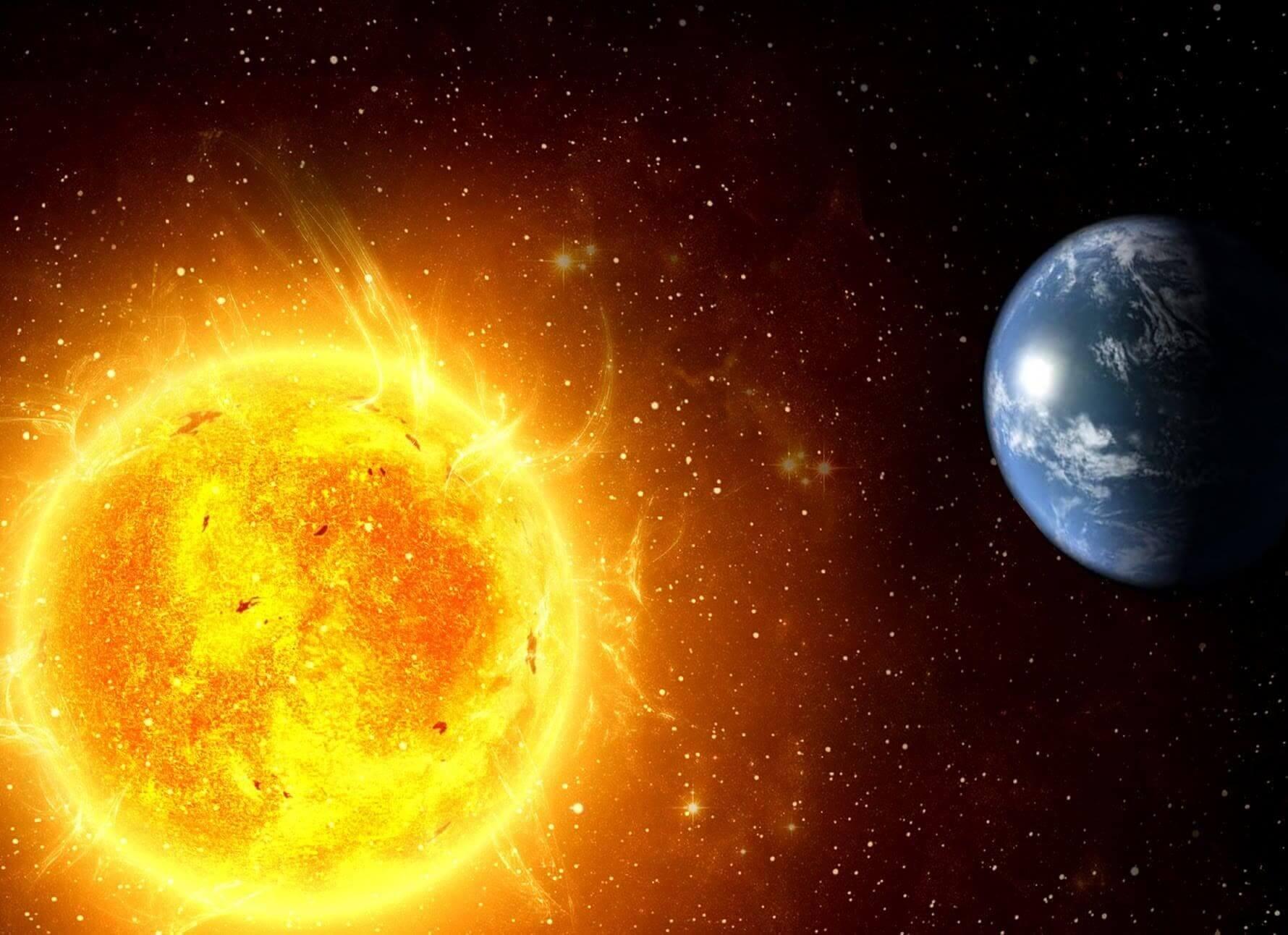 35 интересных фактов о Солнце