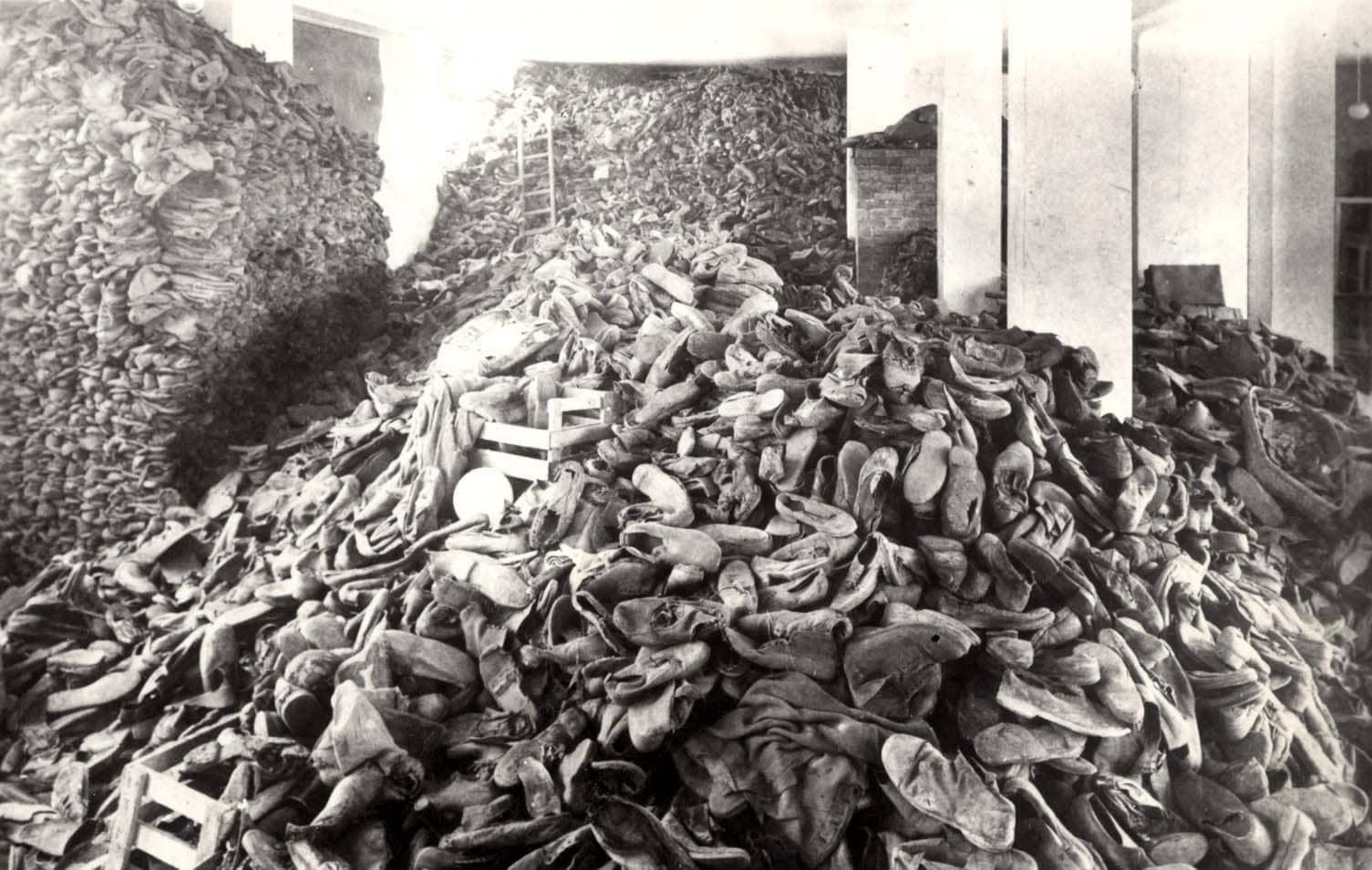 24 факта о Холокосте