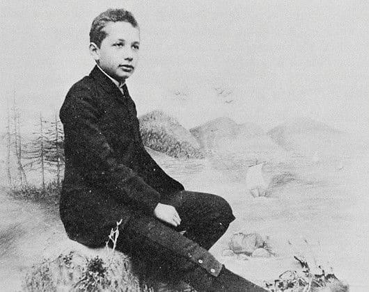 Интересные факты о Альберте Эйнштейне