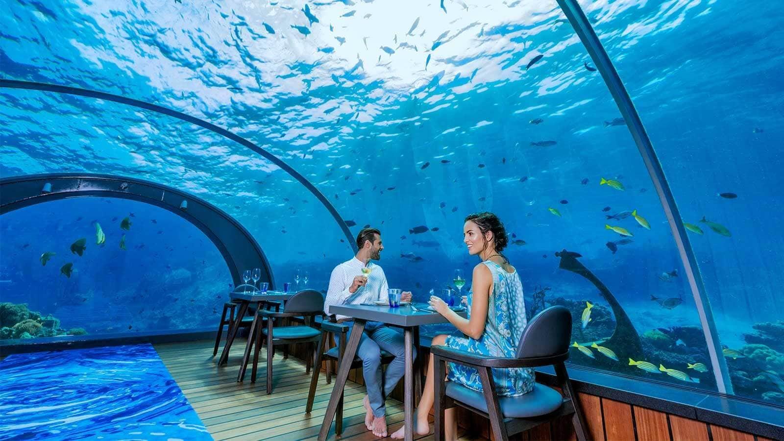 25 cамых необычных ресторанов мира