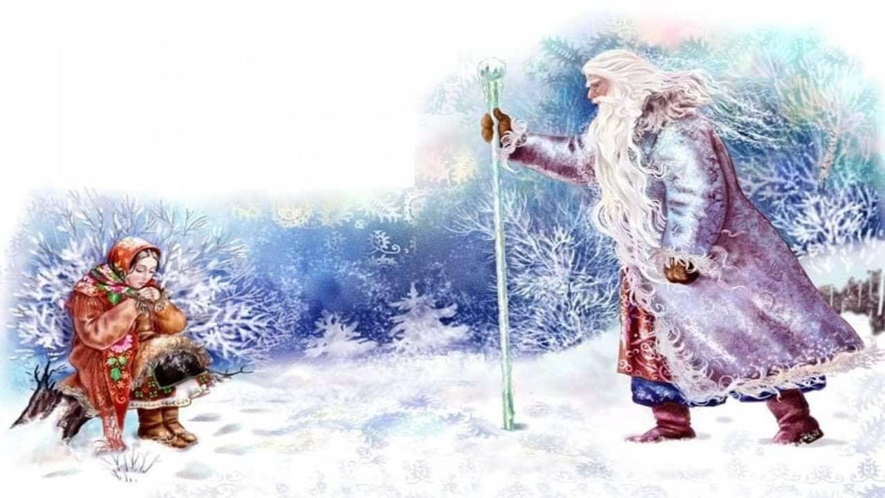 Интересные факты о Дедушке Морозе