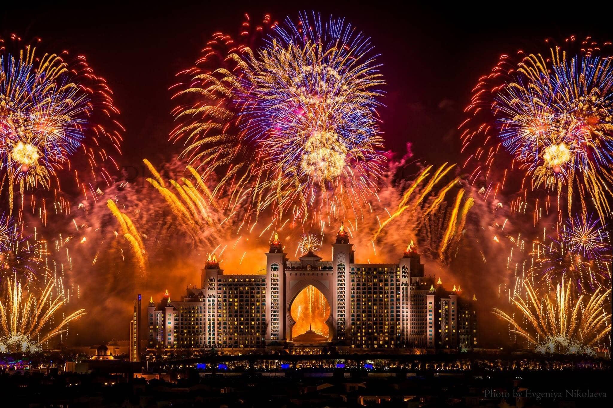 Как отмечают Новый Год в разных странах. ТОП 10